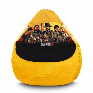 Кресла Red Dead Redemption