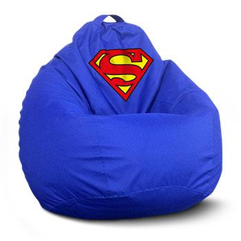 Кресло мешок Супермен
